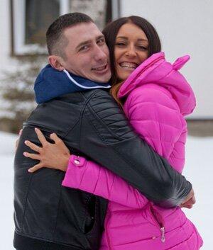 Сергей Катасонов и Кристина Дерябина