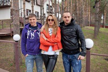 Саша Странник с Мартой