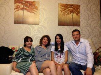 Катя Токарева познакомилась с родителями Юры Слободяна