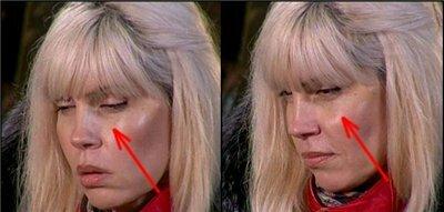 Светлана Михайловна получила кулаком под глаз от Алианы