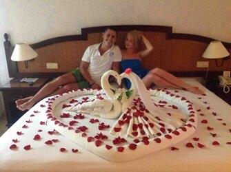 У Сергея и Дарьи Пынзарь украли интимное видео